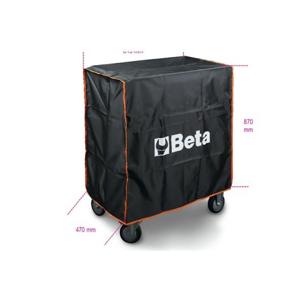 Protezione in nylon per cassettiera mobile C24S/SA - C39