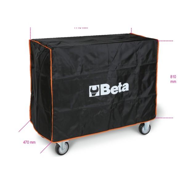 Protezione in nylon per cassettiera mobile C24SA-XL, C24SL, C24SL-CAB