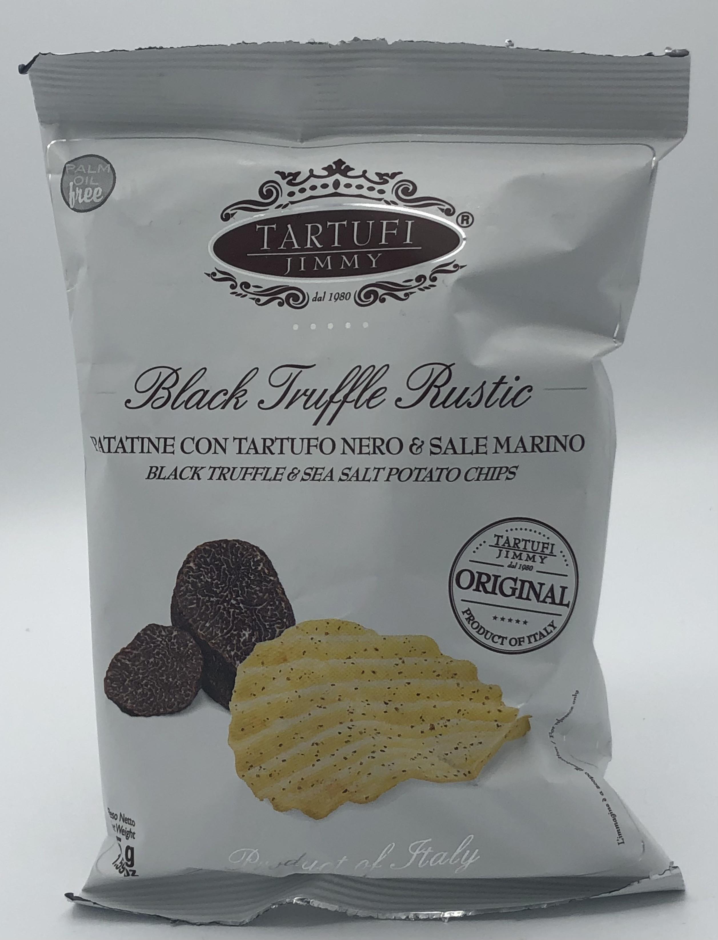 Jimmy Tartufi - Patatine con Tartufo Nero GR.45