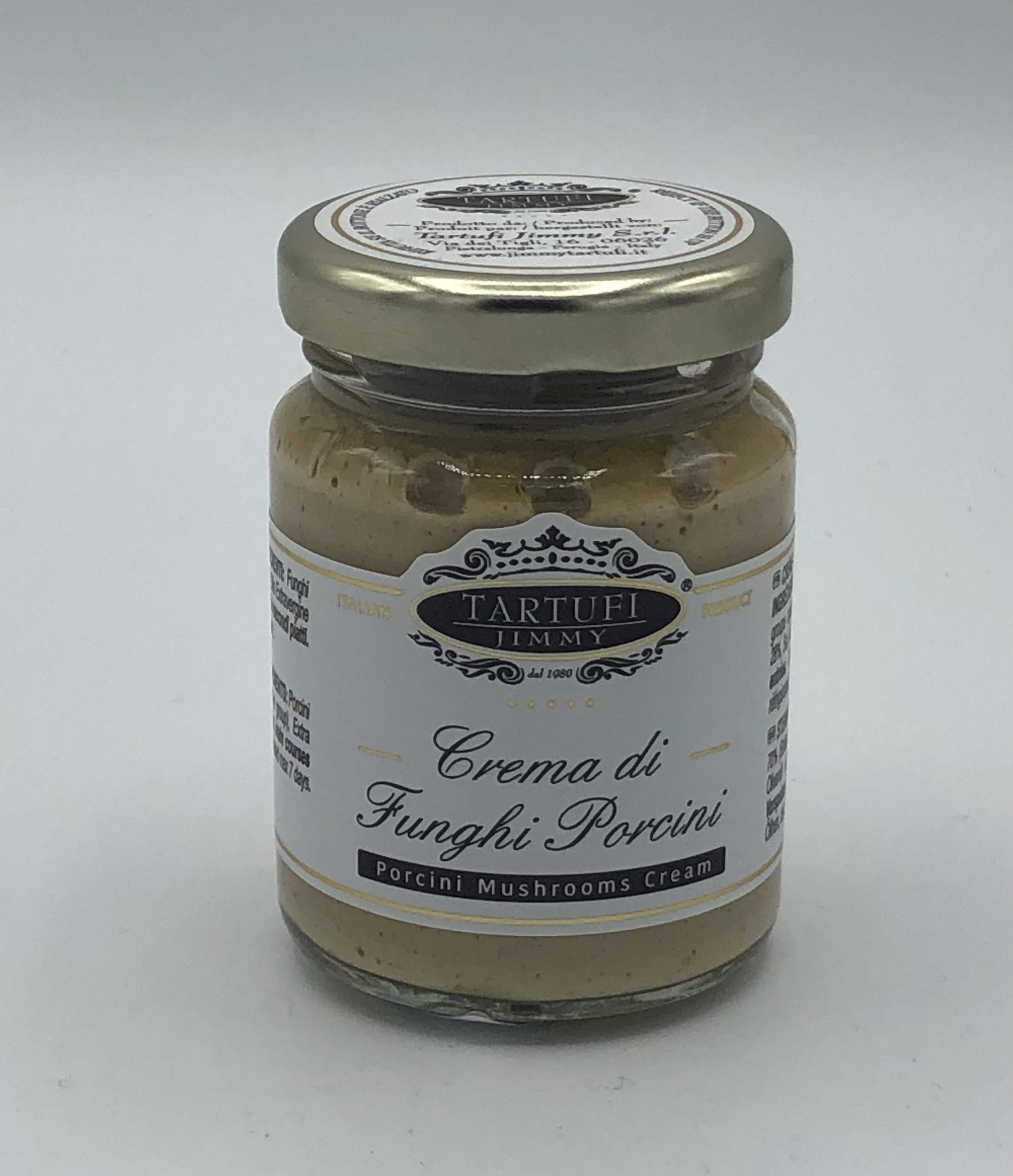 Jimmy Tartufi - Crema di Funghi Porcini GR.90