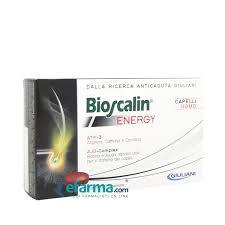 Bioscalin Energy capelli uomo 30 compresse