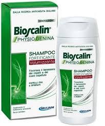 Bioscalin Physiogenina Shampoo Fortificante Volumizzante capelli fini e sfibrati