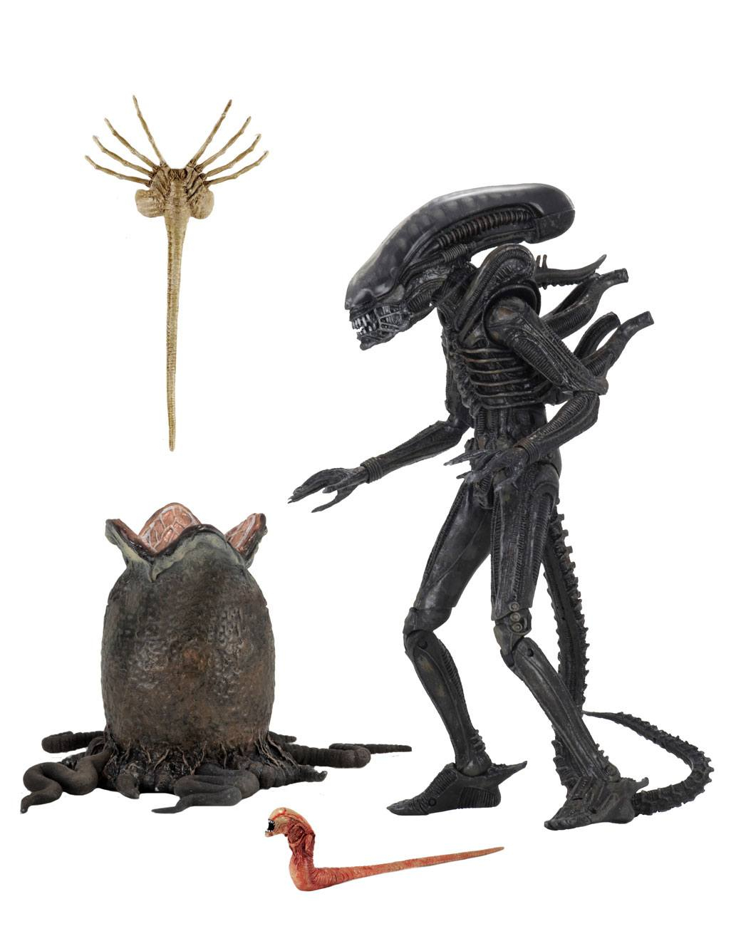 *PREORDER* Alien 1979 Action Figure: ULTIMATE 40th BIG CHAP by Neca