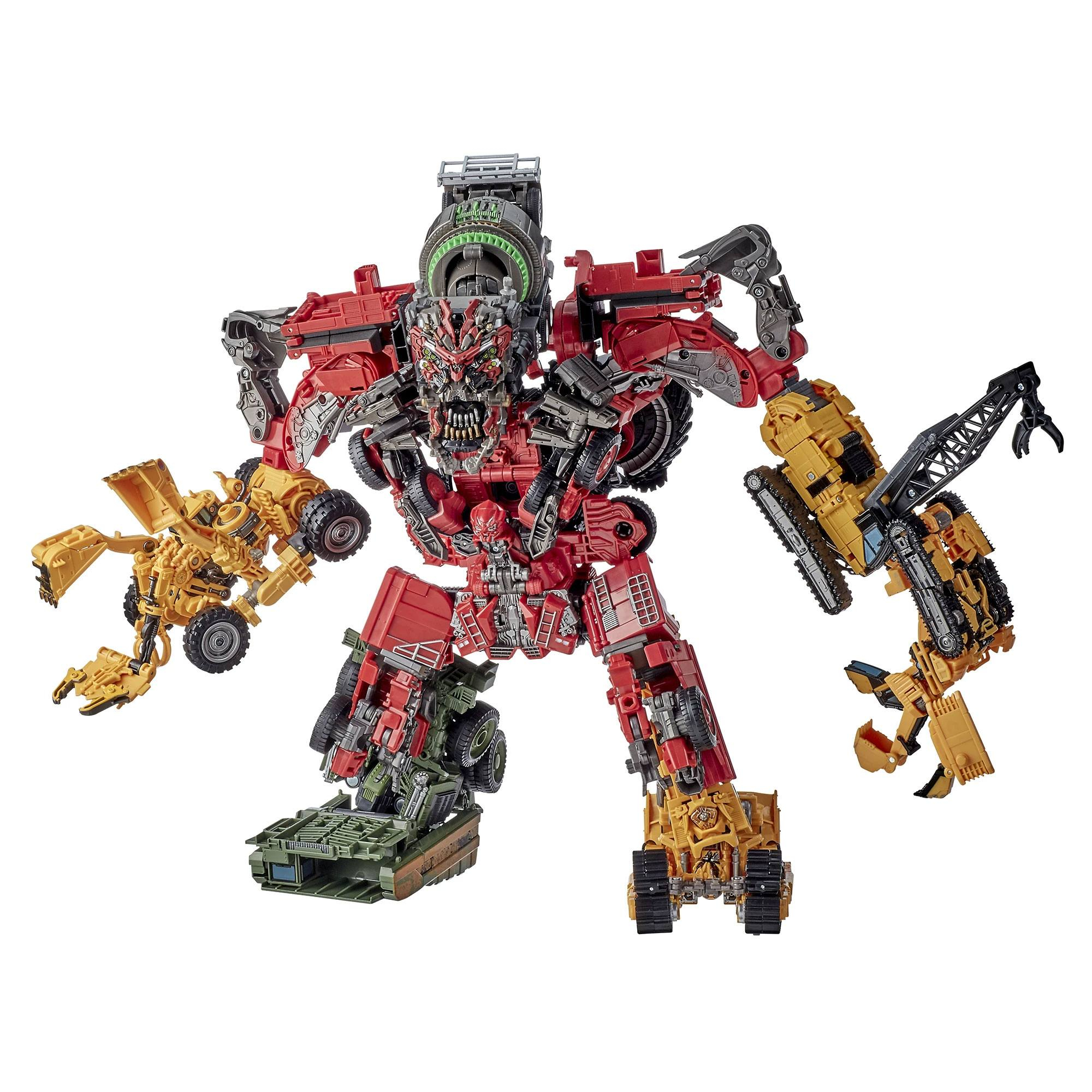 Transformers - Revenge of the Fallen Studio Series Action Figure: DEVASTATOR by Hasbro