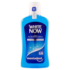Mentadent collutorio White Now 500ml