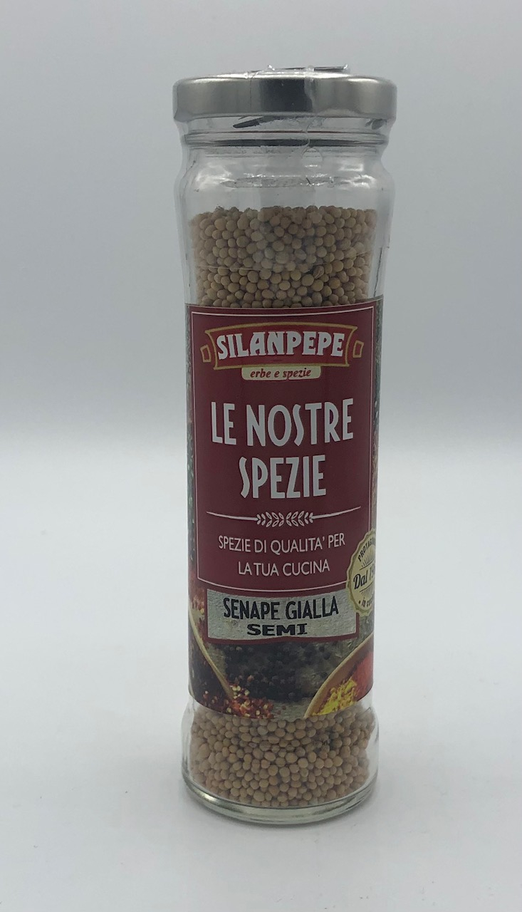 Silanpepe Senape Gialla in Semi GR.130