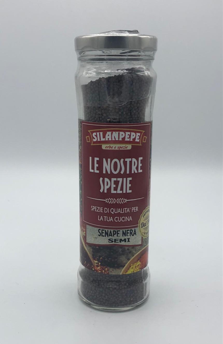 Silanpepe Senape Nera in Semi GR.130