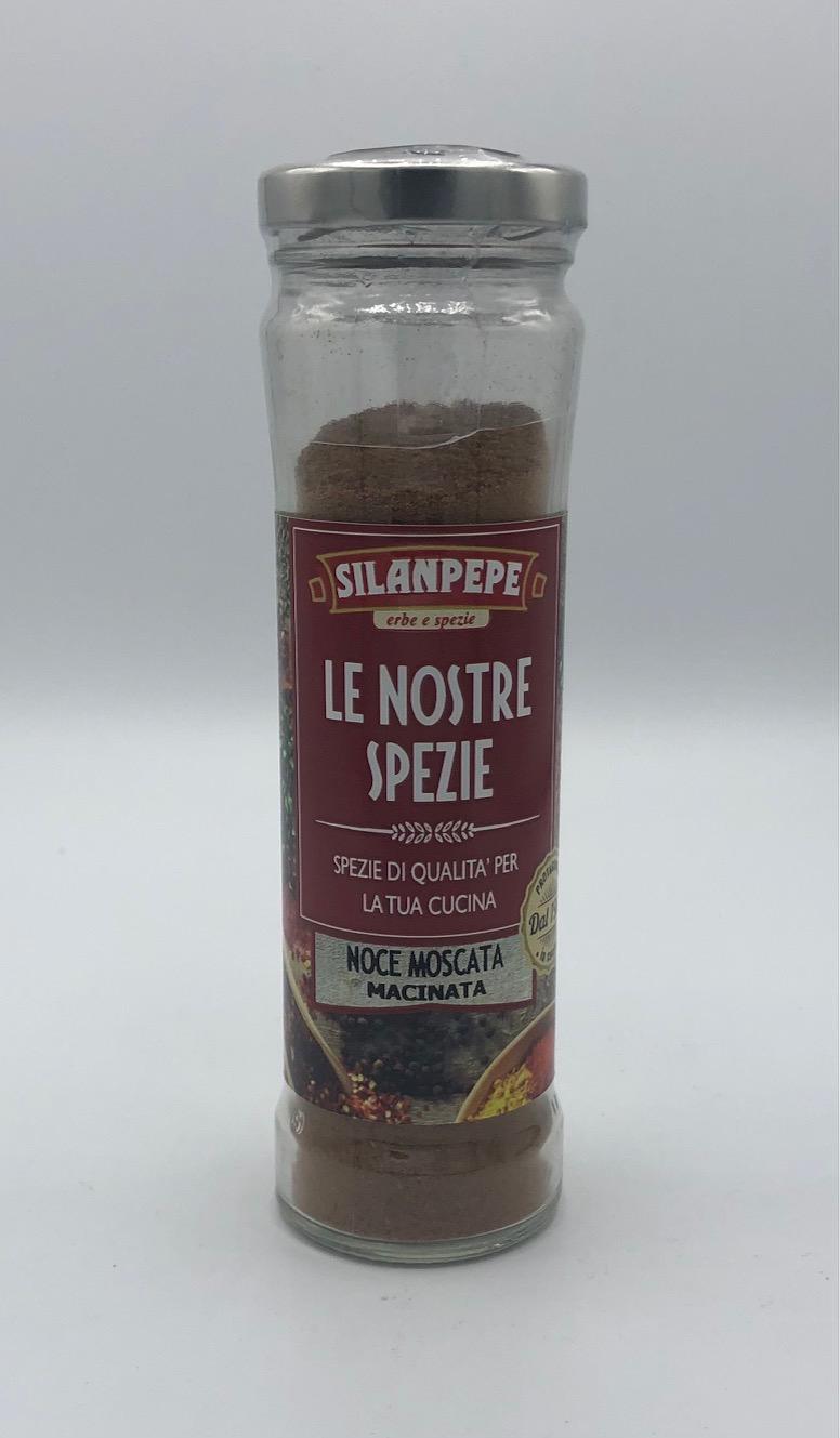 Silanpepe Noce Moscata Macinata GR.100