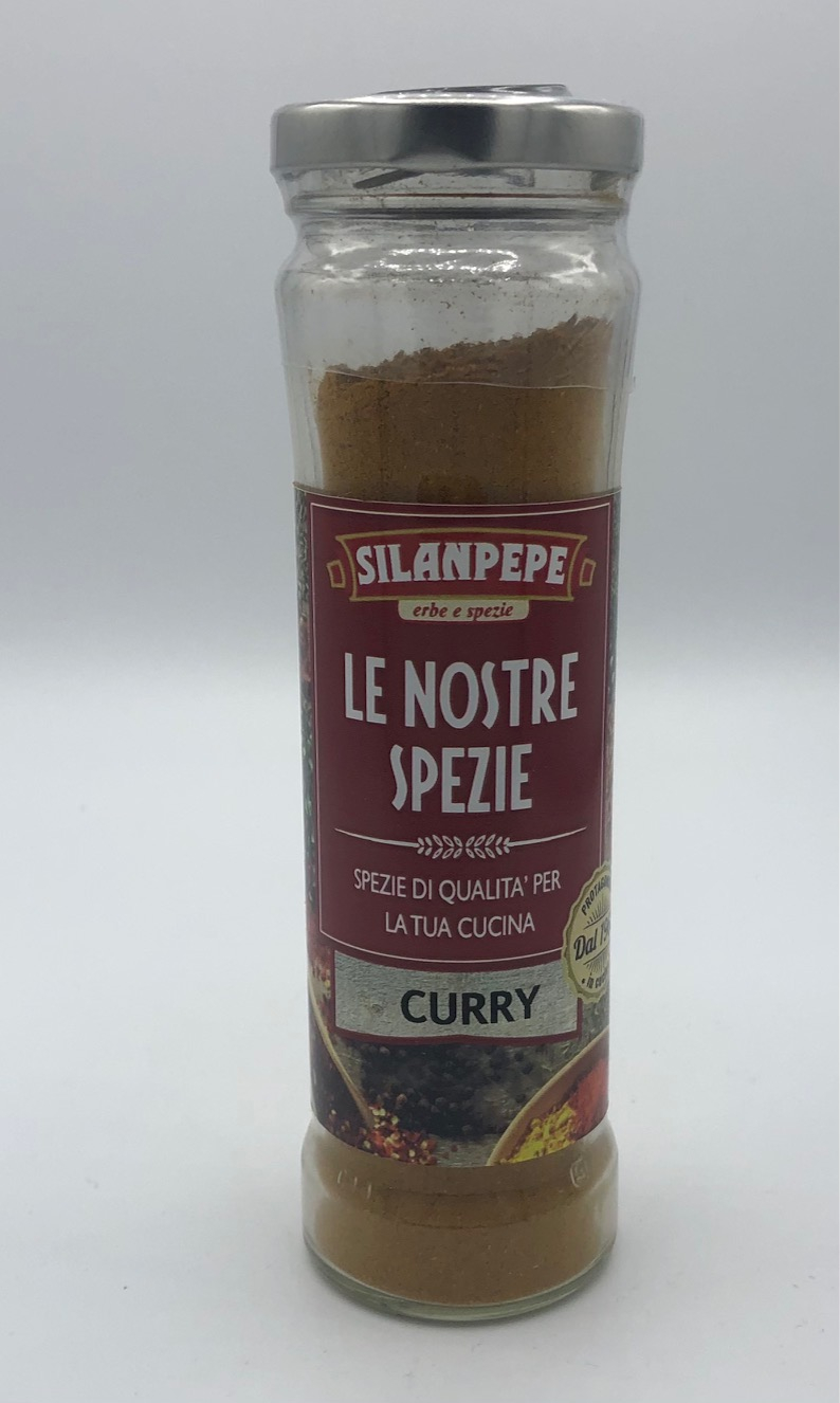 Silanpepe Curry in Polvere GR.90