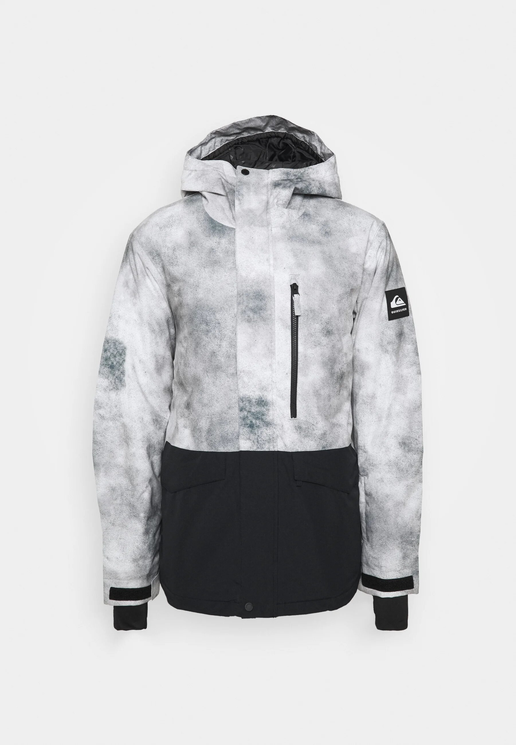 Giacca Snowboard QuikSilver Mission Printed Bloc