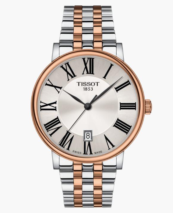 Tissot Carson Premium Gent T122.410.22.033.00