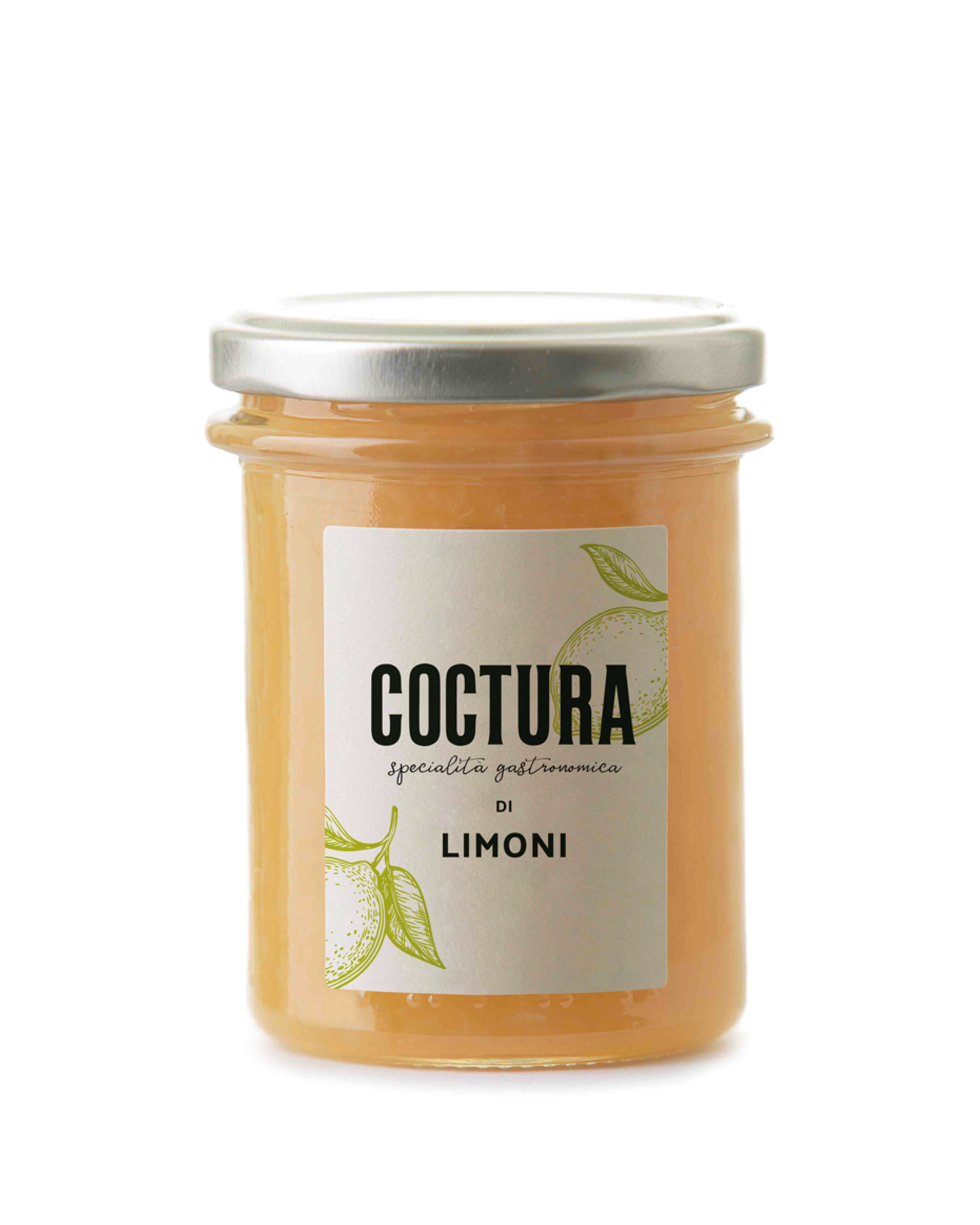 COCTURA - Specialità Gastronomica di Limoni di Sicilia 240g