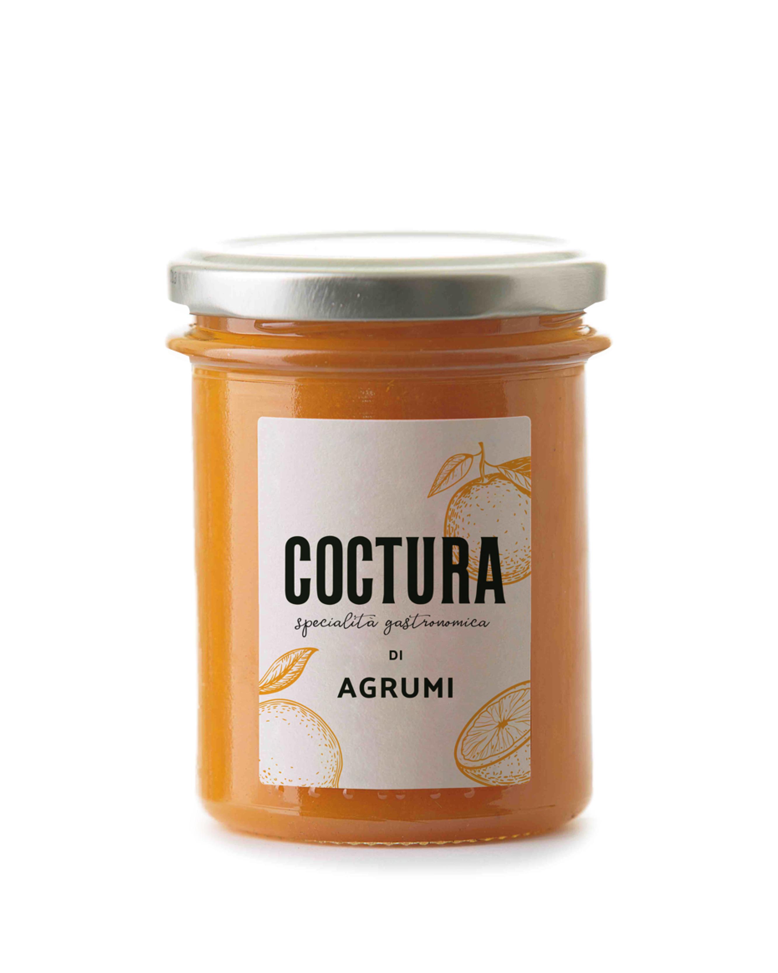 COCTURA - Specialità Gastronomica di Agrumi di Sicilia 240g