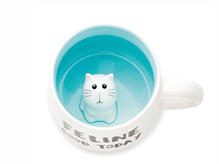 Tazza Feline Good Today