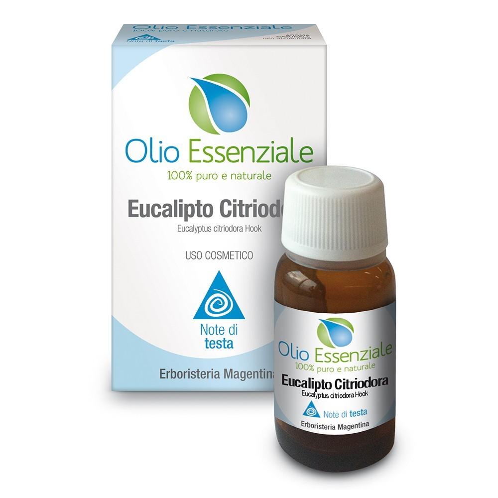 OLIO ESSENZIALE EUCALIPTO CITRIODORA 10 ml
