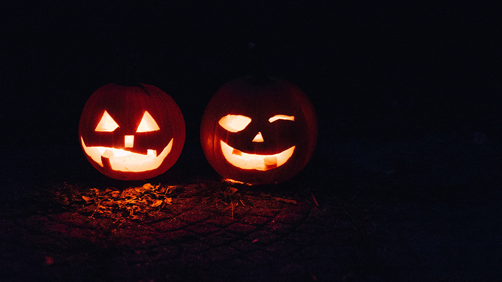 Garmont - National Parks featuring Spooky Halloween Events