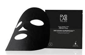 RVB LAB Hyalu Smart Meso fill Infusion Supermask maschera antirughe rimpolpante