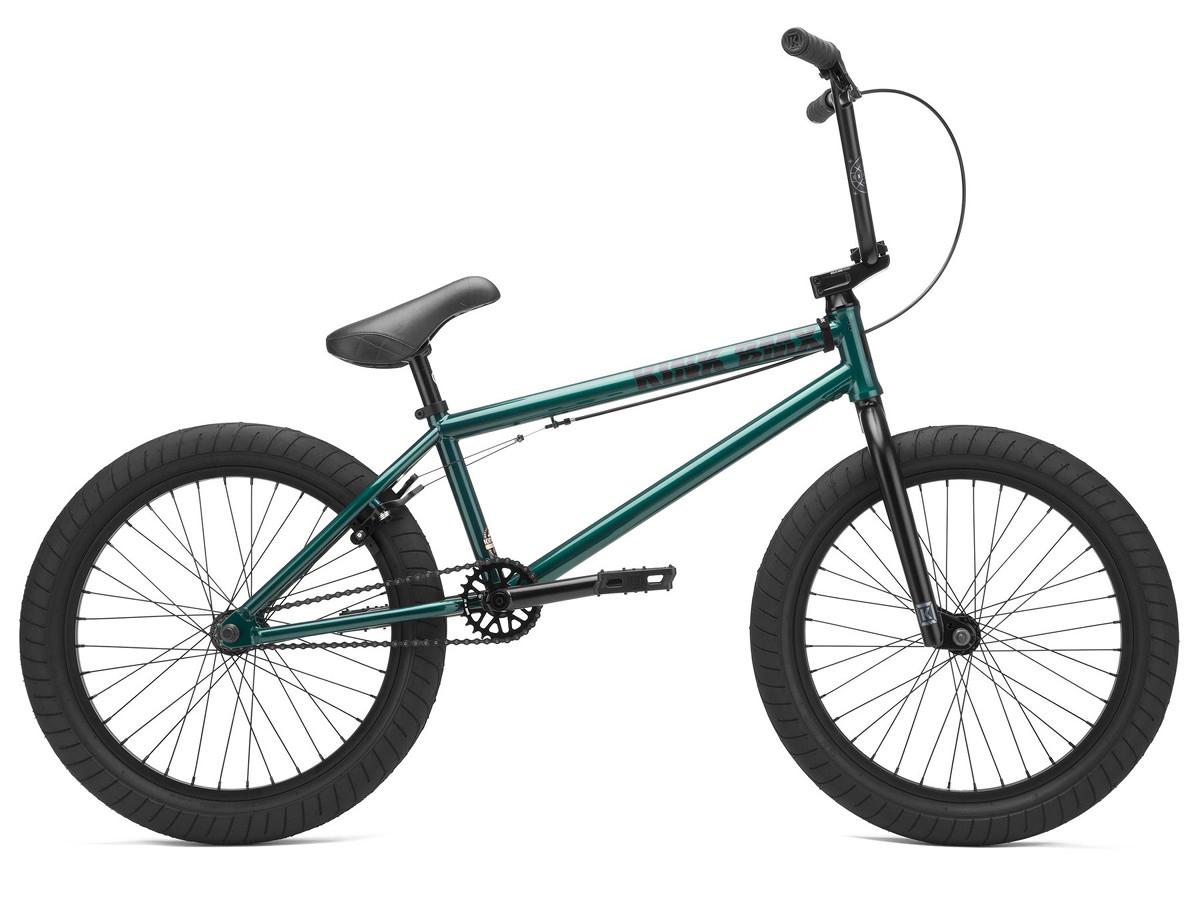 Gap XL 2020 Bici Bmx Kink | Colore Gloss Green