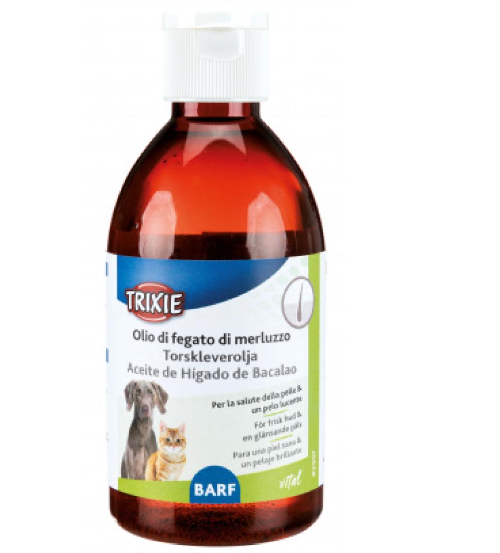 Trixie - Olio di fegato di Merluzzo - 250ml