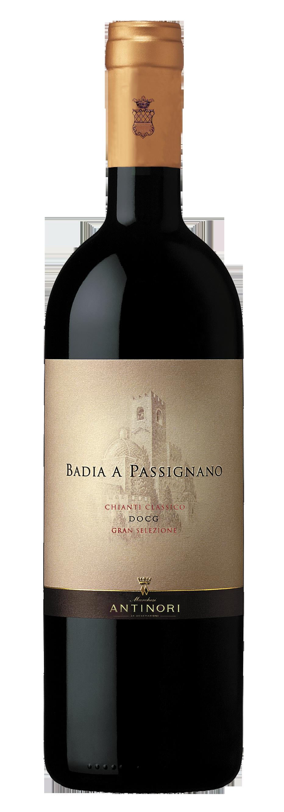 Vino Marchesi Antinori Badia a Passignano (Gran Selezione) CL.75