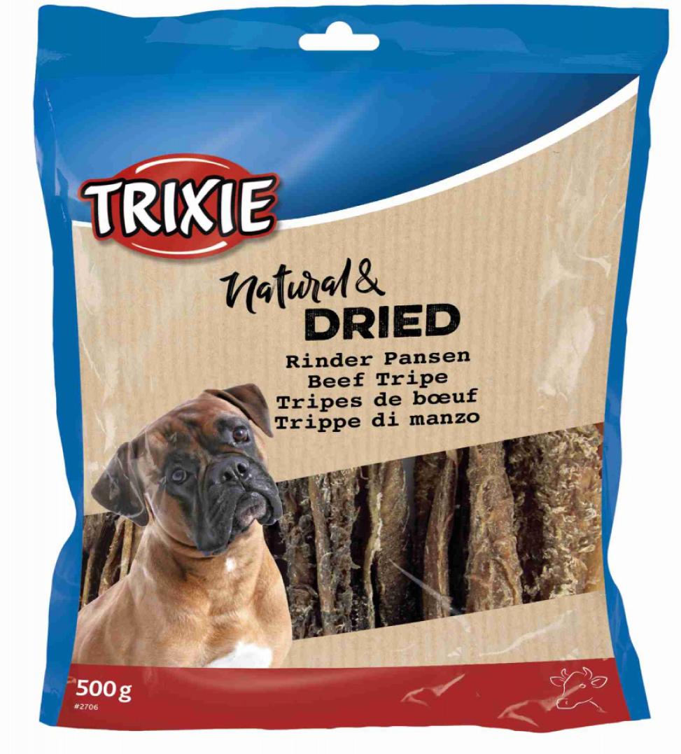Trixie - Trippe di Manzo essiccate - 500gr
