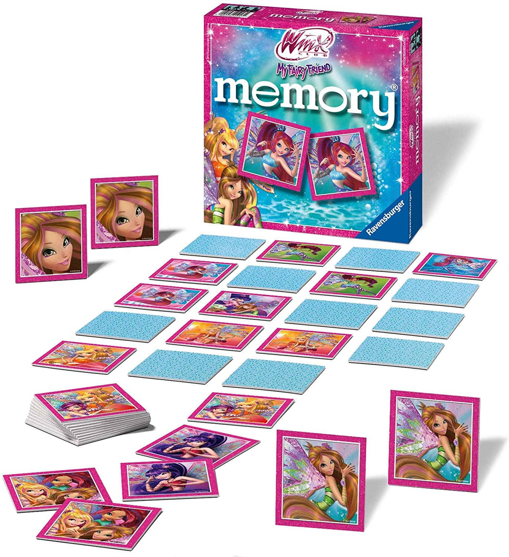 RAVENSBURGER MEMORY WINX 21913 RAVENSBURGER