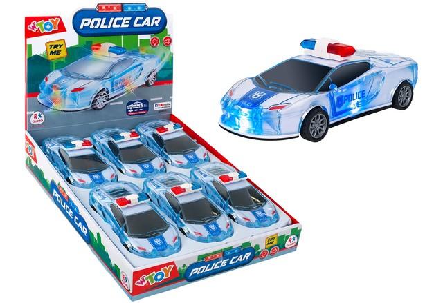 AUTO POLIZIA FRIZIONE B/O C/L/S TRY ME 6PZ D/BOX 39597 GLOBO