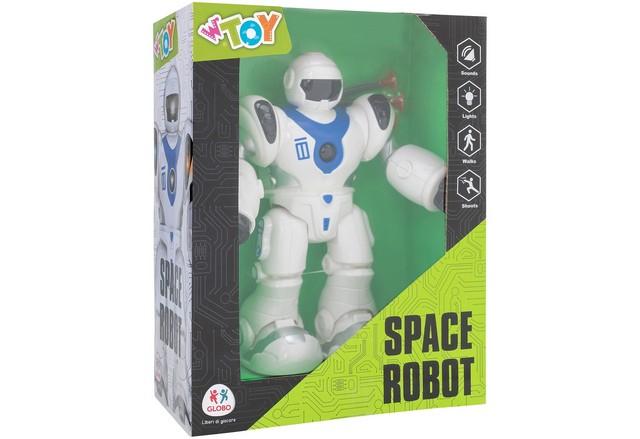 ROBOT CAMMINANTE 39048 GLOBO