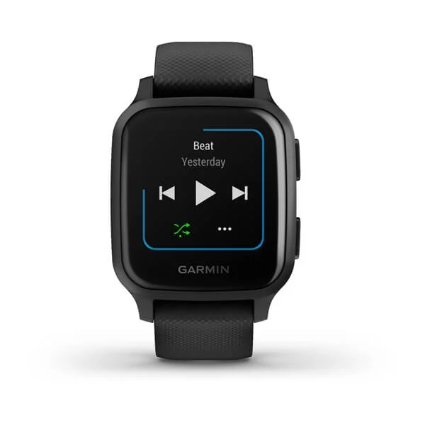 Garmin - Venu® Sq - Music Edition Black Slate