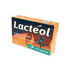 Lacteol 20 capsule 5 miliardi