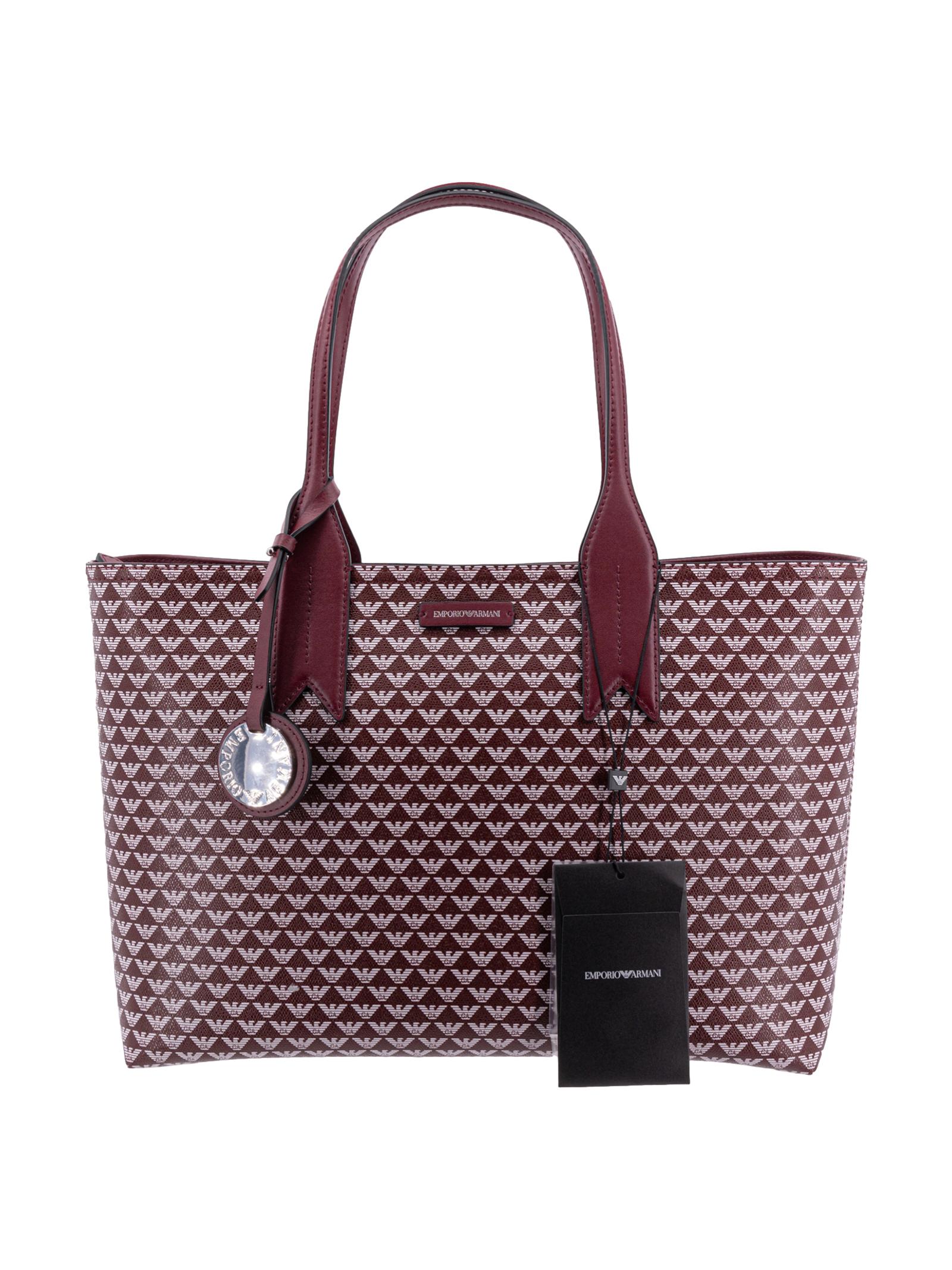 Shopping Emporio Armani Y3D099 YFG5E 84767 Logata bordò