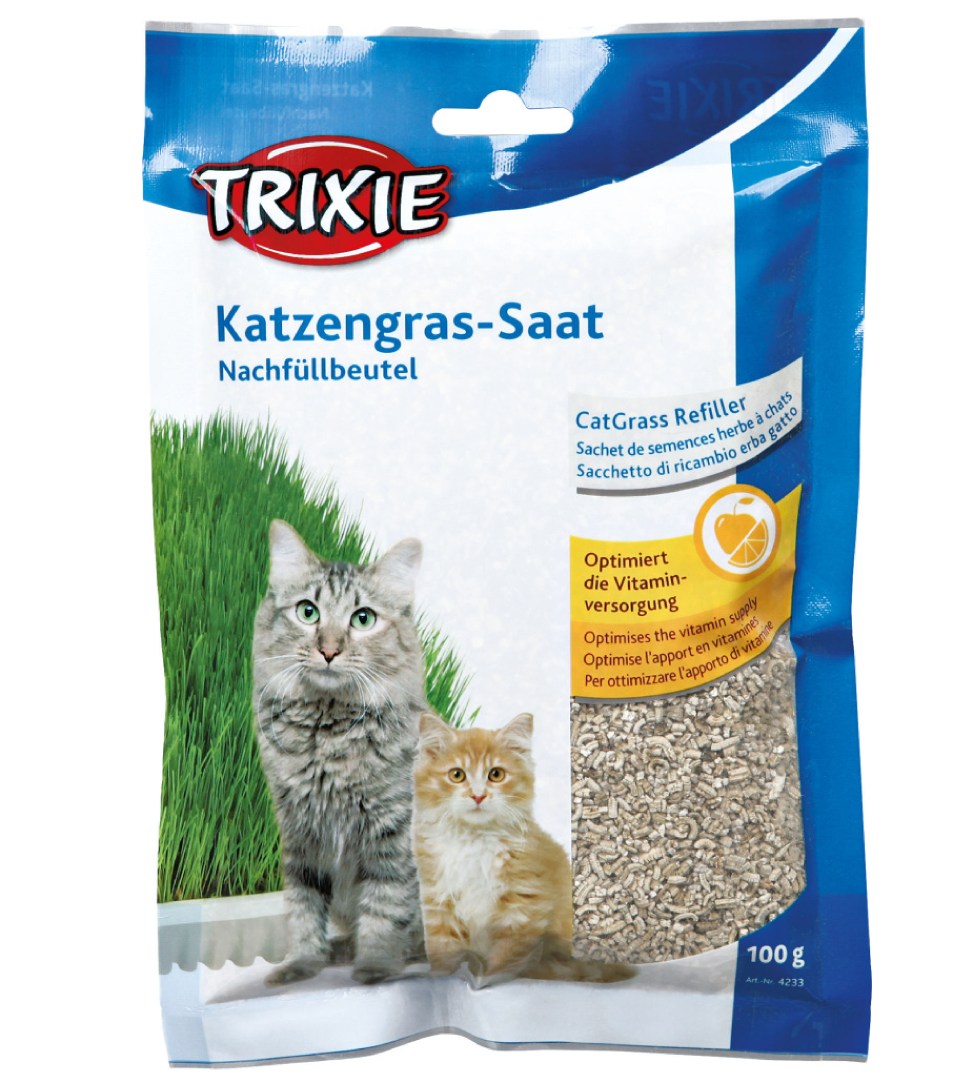 Trixie - Erba gatto soffice 100gr