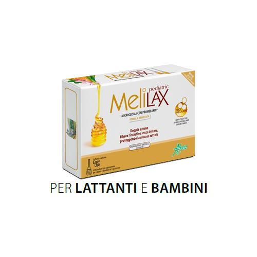 MELILAX PEDIATRIC ABOCA