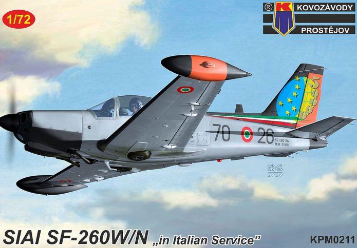 SIAI SF-260W/N