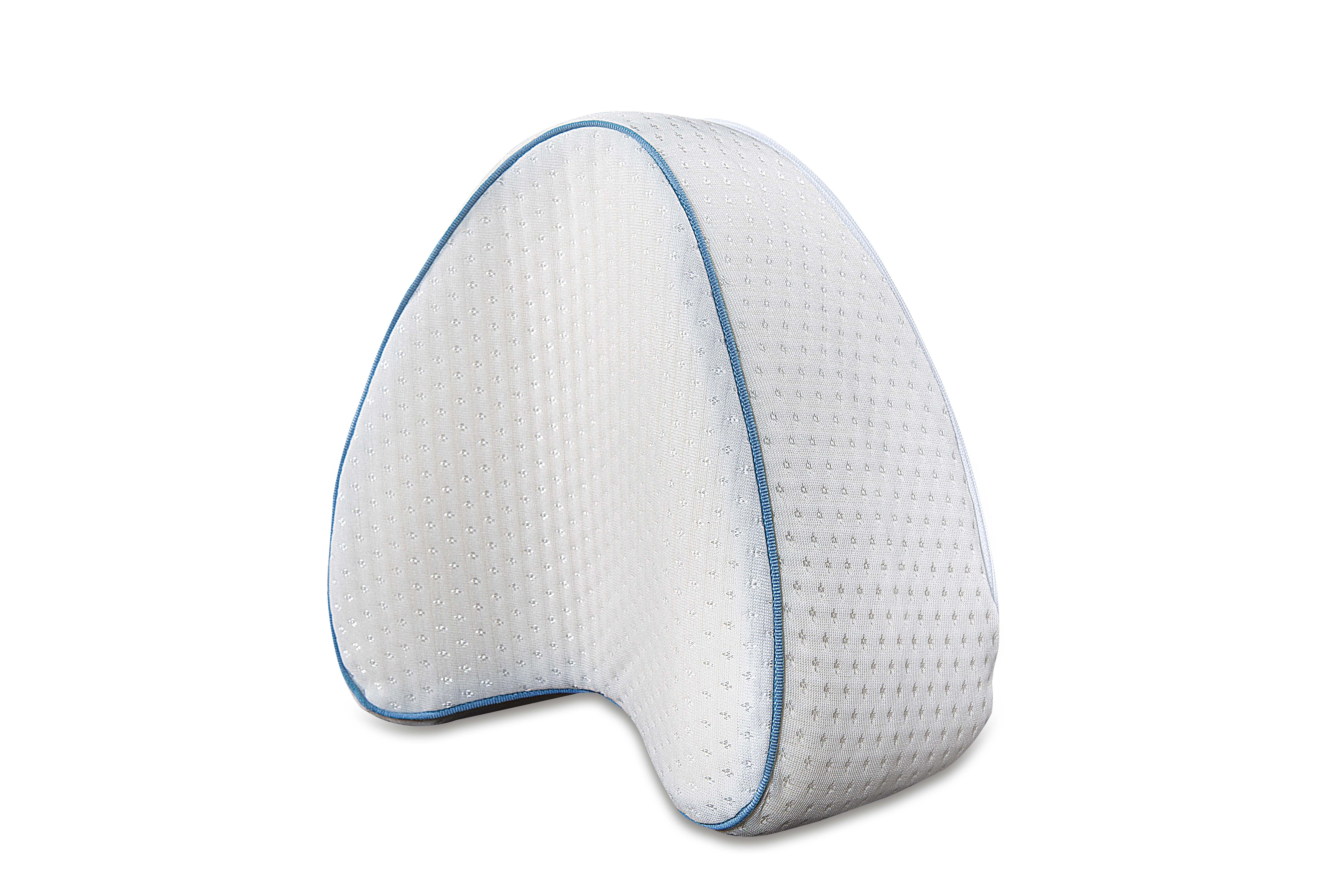 Cuscino per Gambe e Ginocchia Med Legs in Memory Foam utile per risolvere problemi legati al sonno
