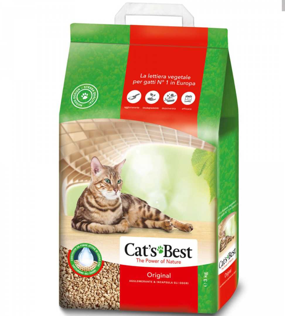 Okoplus - Cat's Best - 7 litri