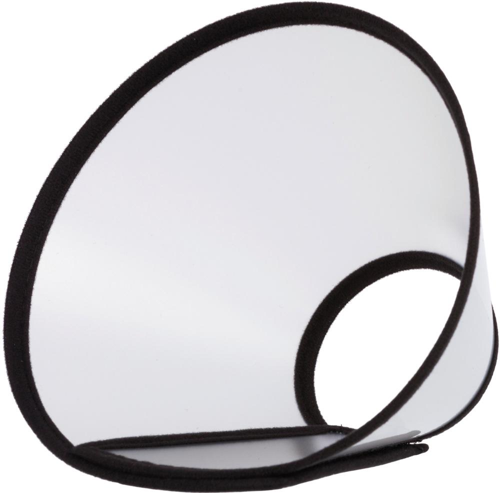 Trixie - Collare elisabetta con velcro - S/M