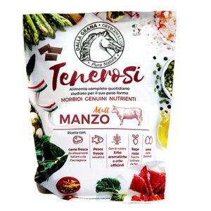 DALLA GRANA- TENEROSI- 1,5kg- ADULT- MANZO