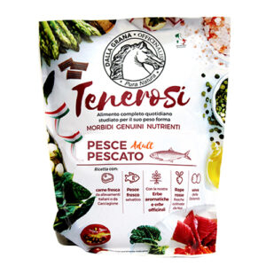 DALLA GRANA- TENEROSI- 1,5KGg- ADULT- PESCE PESCATO