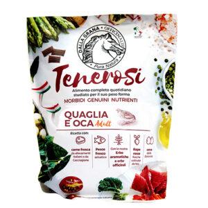 DALLA GRANA- TENEROSI- 1,5KG- ADULT- QUAGLIA E OCA