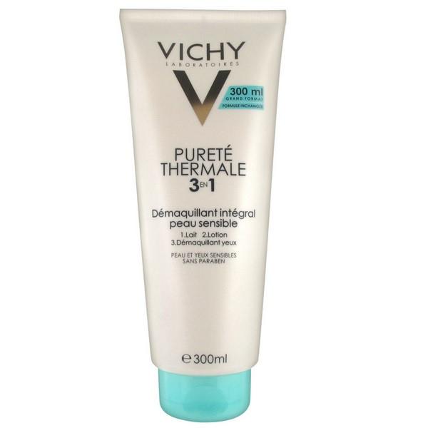 Purete Thermale 3in1 Struccante integrale pelle sensibile Vichy