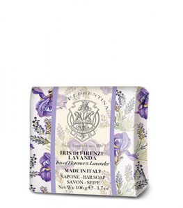 Sapone Panetto Iris di Firenze Lavanda