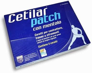 Cetilar Patch 5 cerotti