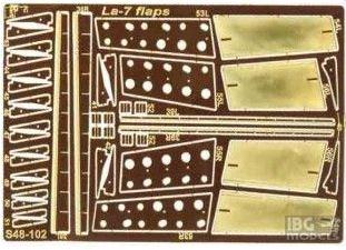 LA-7 FLAPS