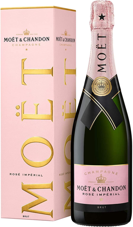 Champagne Moet & Chandon Rosé Imperial CL.75