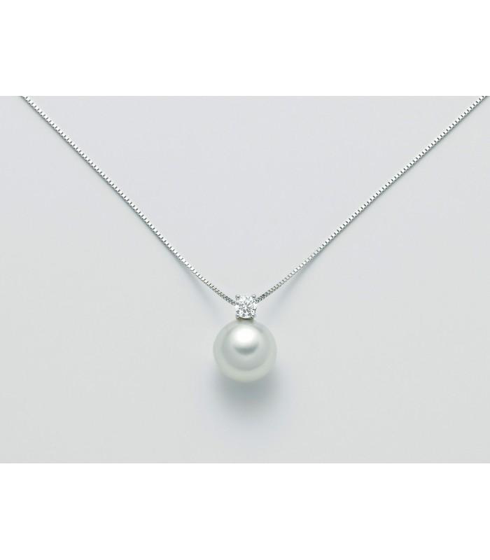 Collana Donna Miluna Premium Perle