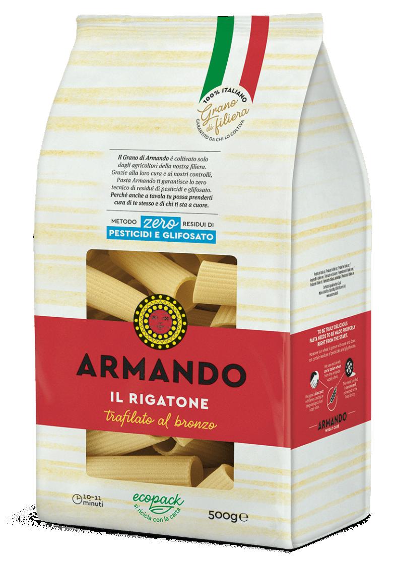 Il Rigatone - Pasta Armando