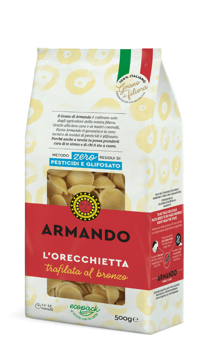 L'Orecchietta - Pasta Armando
