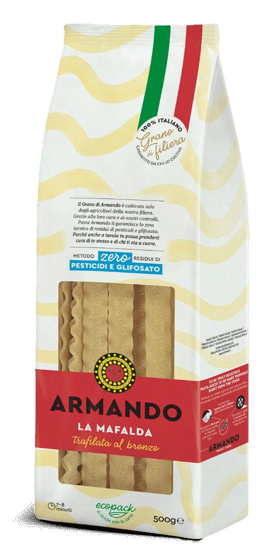 La Mafalda - Pasta Armando