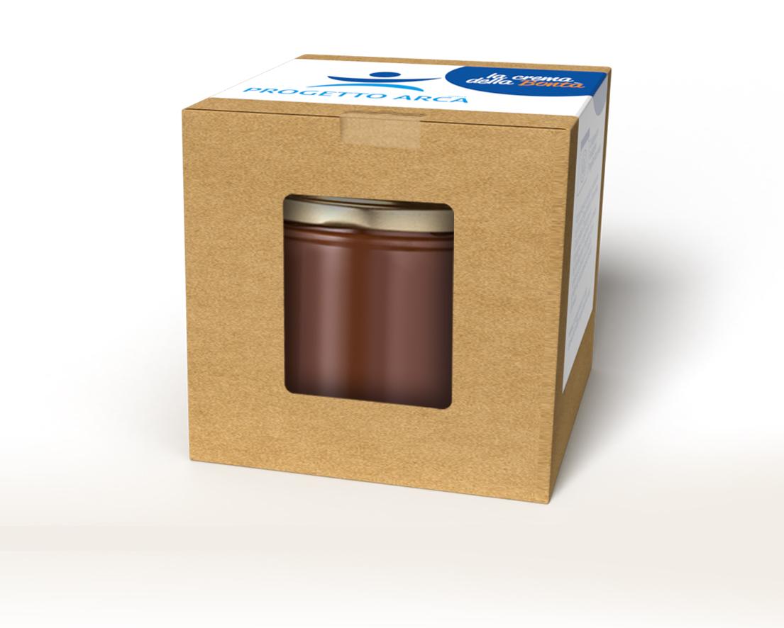 Crema della Bontà Progetto Fondazione Arca Onlus